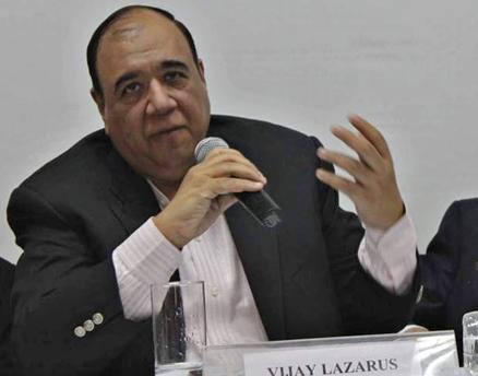 Vijay Lazarus