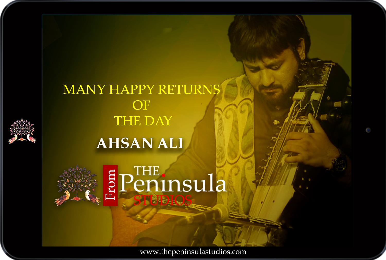 Ahsan Ali 1-10