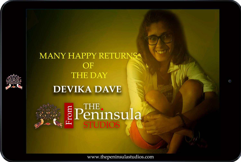 Devika Dave 27-10