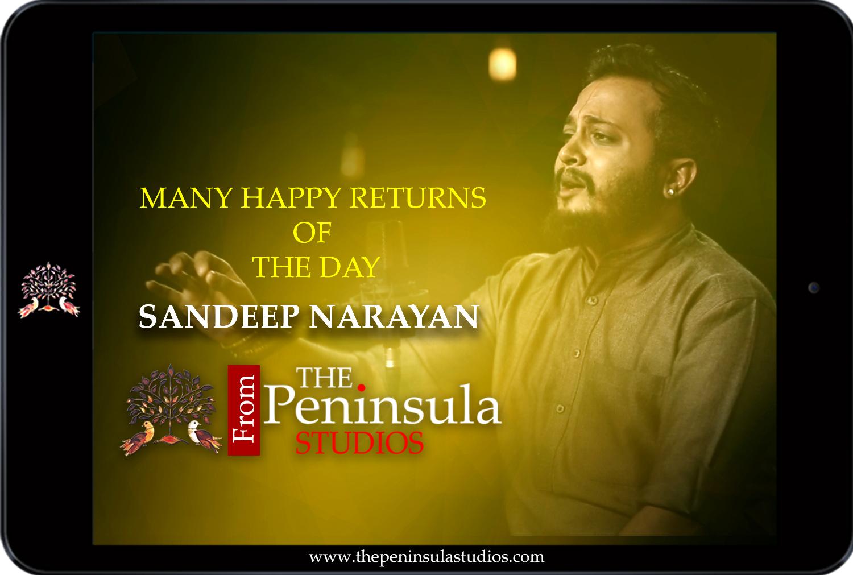 Sandeep Narayan 23-10