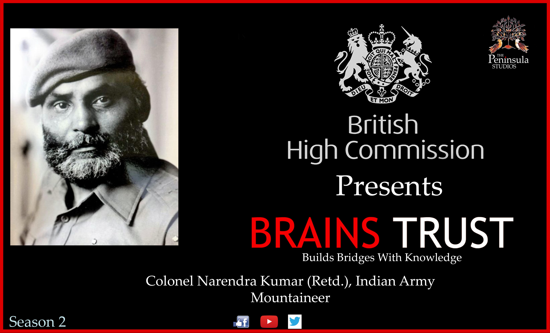 Colonel Narendra Kumar