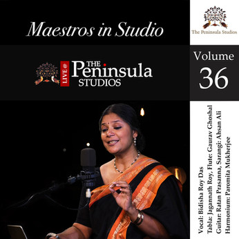 Live @ The Peninsula Studios - Volume 36