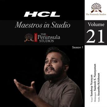 Live @ The Peninsula Studios - Volume 21