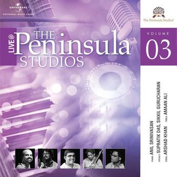 Live @ The Peninsula Studios - Volume 3