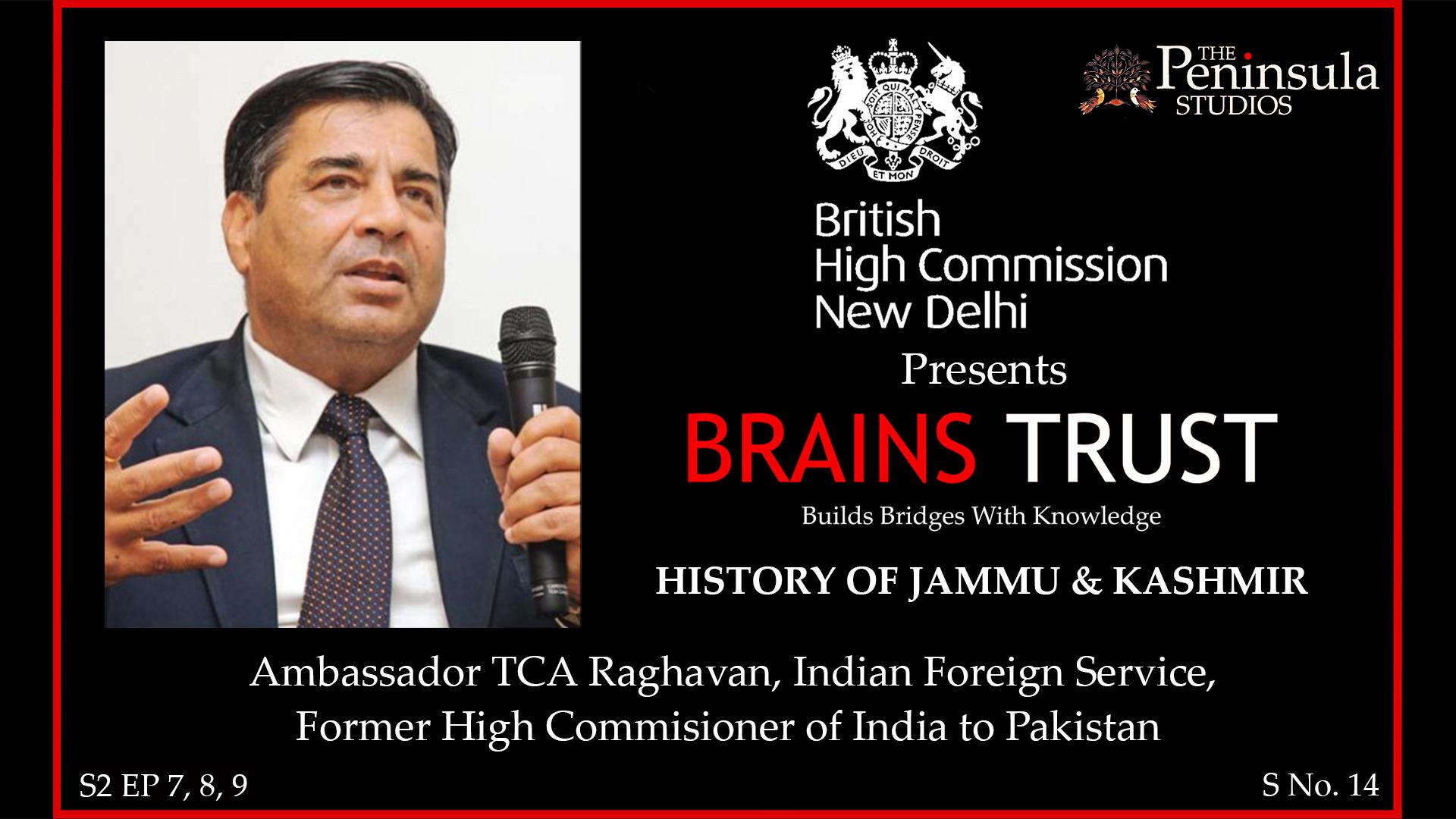 TCA Raghavan