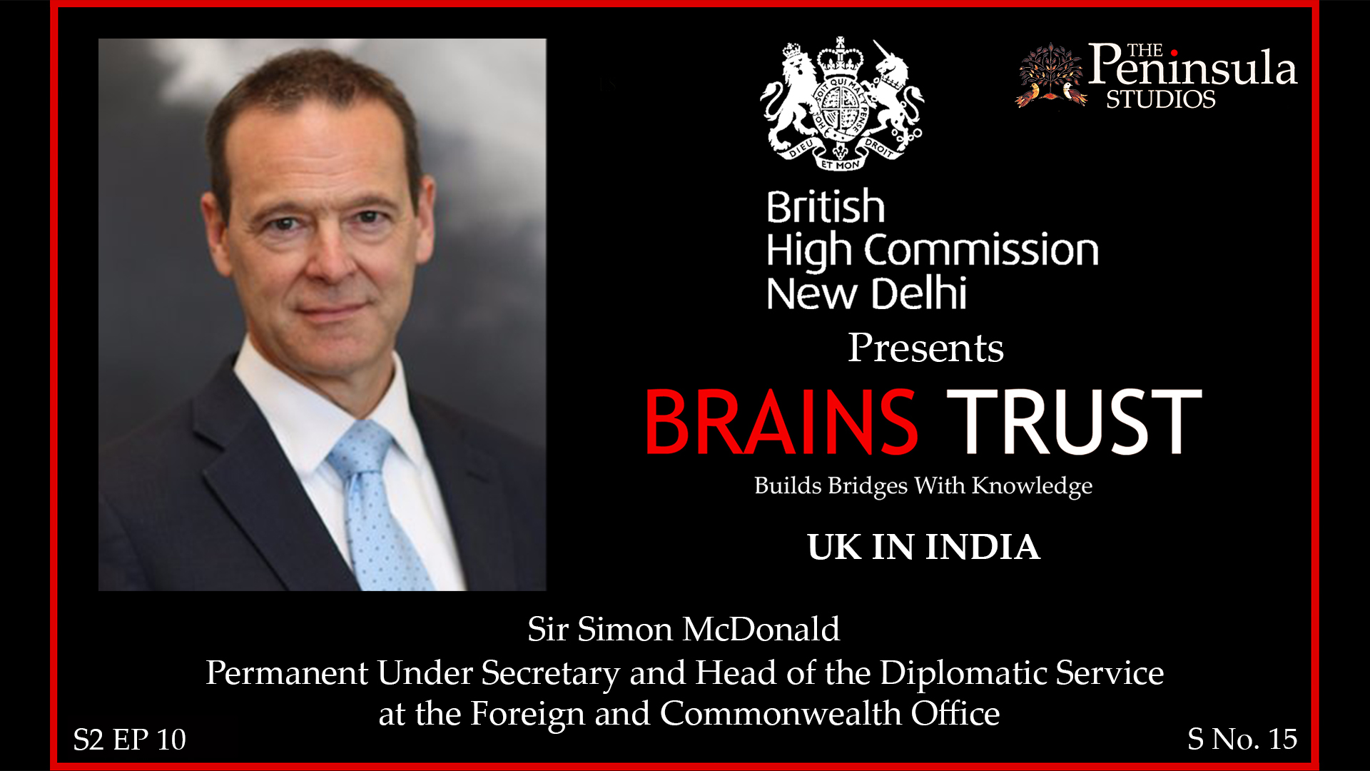 Sir Simon McDonald 13