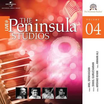 Live @ The Peninsula Studios - Volume 4