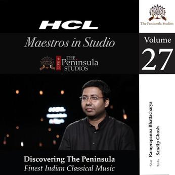Live @ The Peninsula Studios - Volume 27