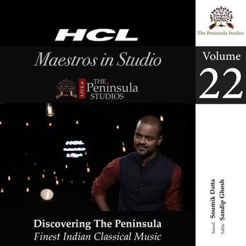 Live @ The Peninsula Studios - Volume 22