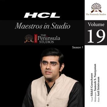 Live @ The Peninsula Studios - Volume 19