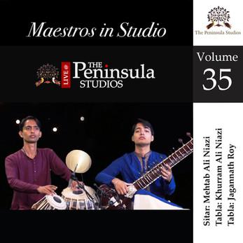 Live @ The Peninsula Studios - Volume 35