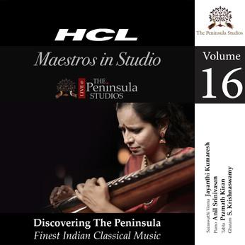Live @ The Peninsula Studios - Volume 16