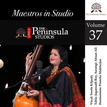 Live @ The Peninsula Studios - Volume 37