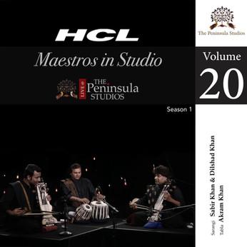 Live @ The Peninsula Studios - Volume 20