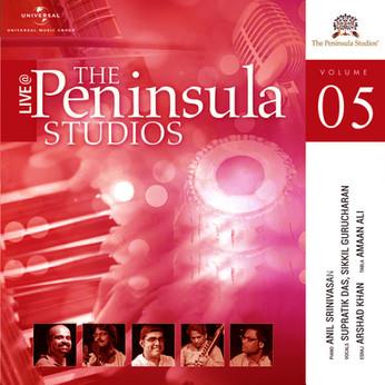 Live @ The Peninsula Studios - Volume 5