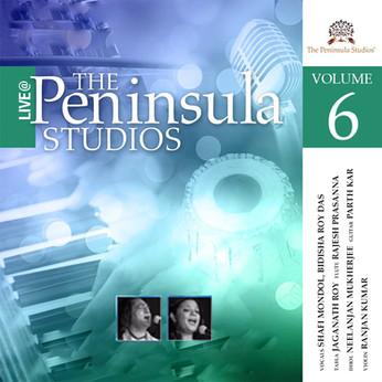 Live @ The Peninsula Studios - Volume 6