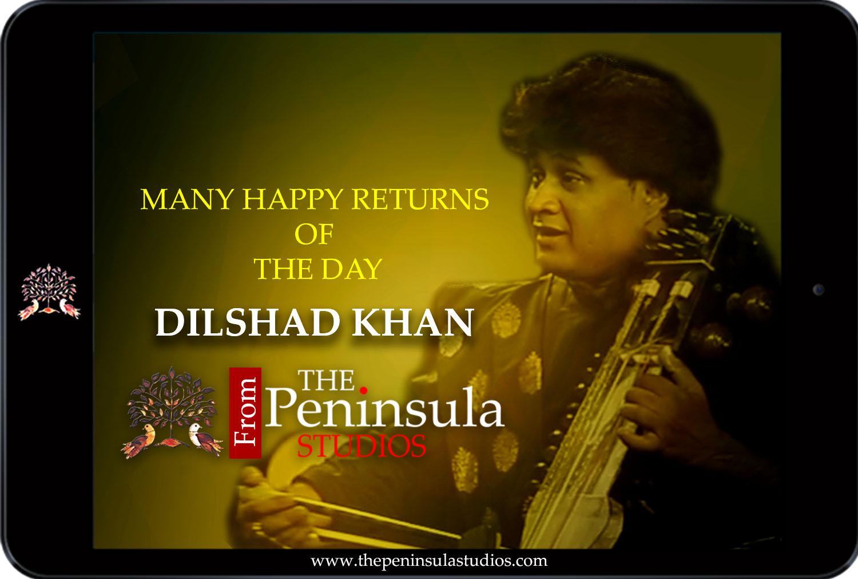 Dilshad Khan      7-9