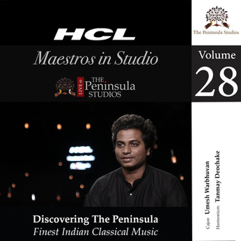 Live @ The Peninsula Studios - Volume 28