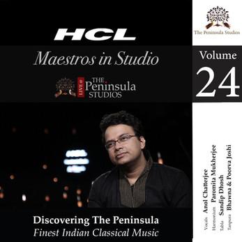 Live @ The Peninsula Studios - Volume 24