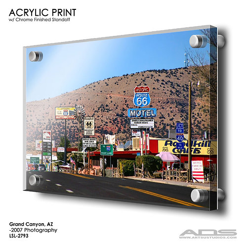 ARIZONA: Acrylic Print