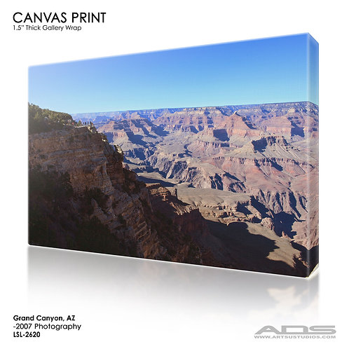 GRAND CANYON: Canvas