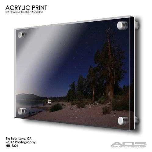 BIG BEAR, CA Acrylic Print
