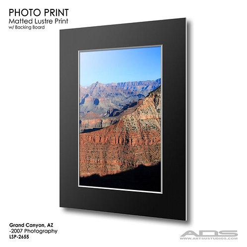 GRAND CANYON: Photo Print
