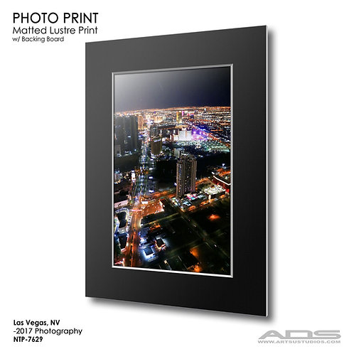 LAS VEGAS, NV: Photo Print