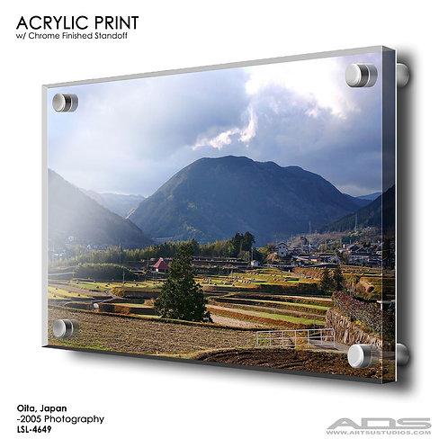 JAPAN: Acrylic Print