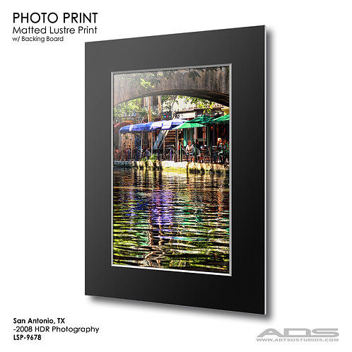 SAN ANTONIO, TX: Photo Print