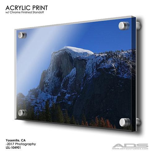 YOSEMITE: Acrylic Print