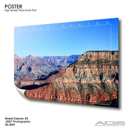 GRAND CANYON: Poster