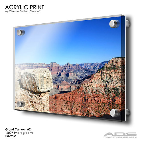 GRAND CANYON: Acrylic Print