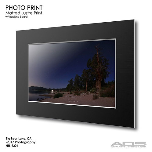 BIG BEAR, CA Photo Print