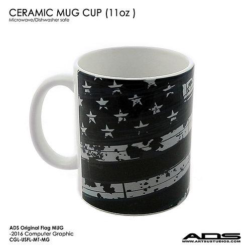 Original US Flag Mug