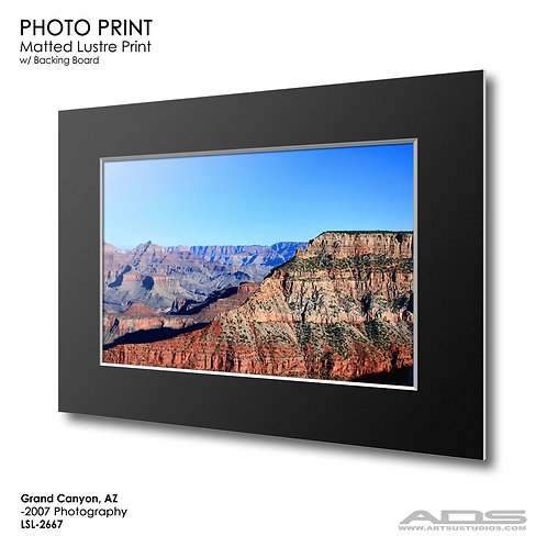 GRAND CANYON: Photo Print