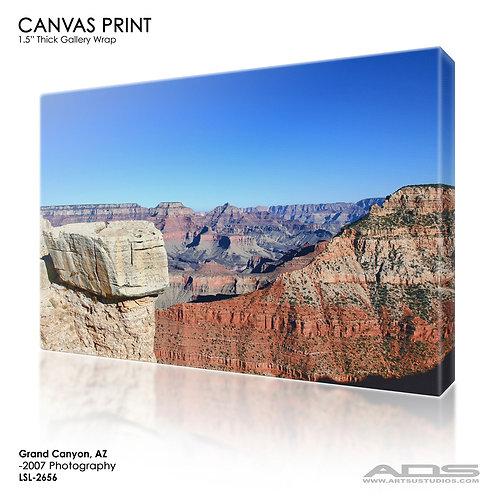 GRAND CANYON: Canvas