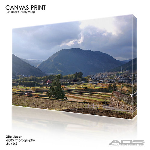 JAPAN: Canvas