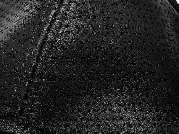 mascherina in pelle_leather mask
