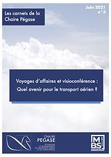 Chaire Pégase - 2021 - Voyages d'affair