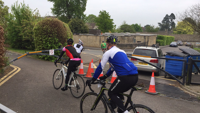 Supporting Sportives - Spring