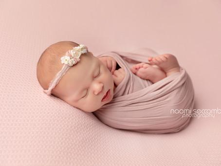Aubrey - Newborn