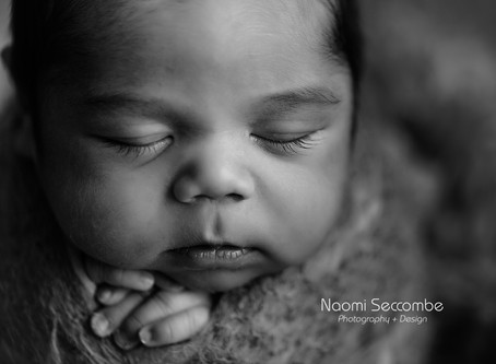 Shia - Newborn Session