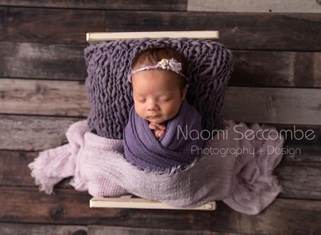 Piper - Newborn Session