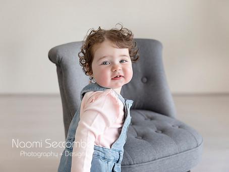 Evie - 12 Months