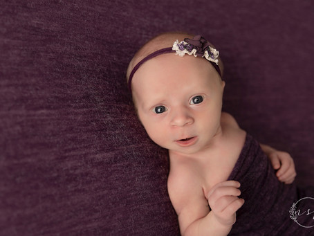 Mackenzie - Newborn