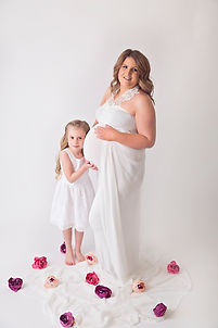 Gippsland Photography studio Maternity photoshoot