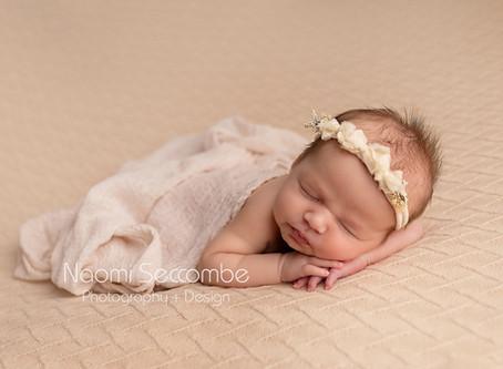 Freya - Newborn Session