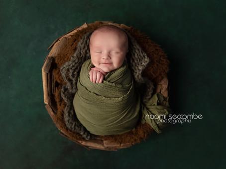 Sam - Newborn