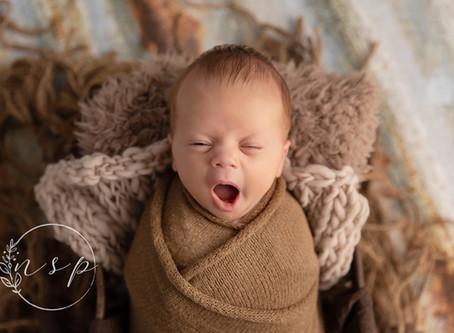 Bailey - Newborn Session